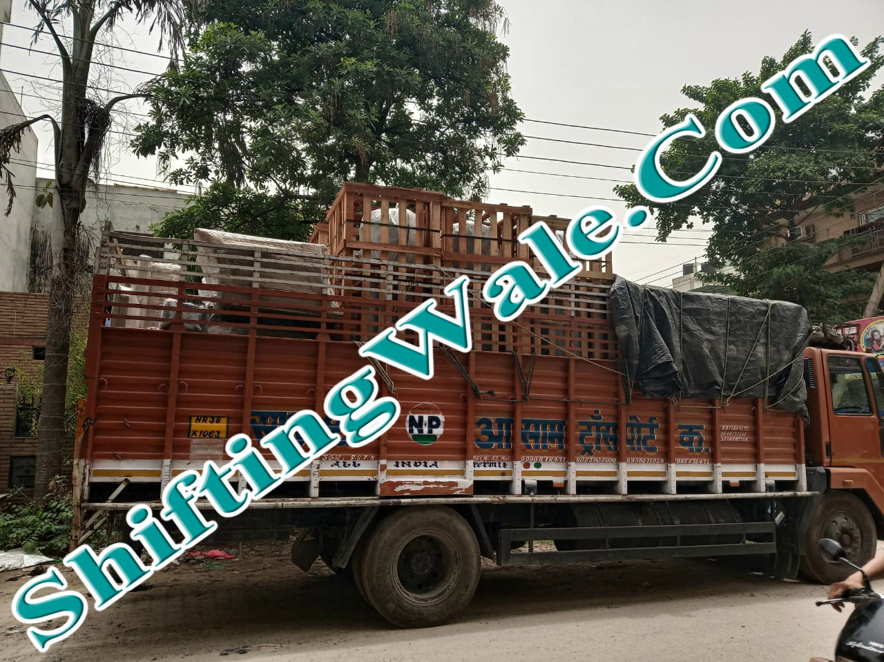 Rudrapur to Vadodara Trusted Packers and Movers Get Best Shifting