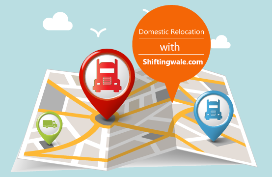 Between City Relocation Services with Shifting Wale