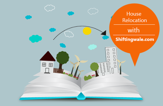 Within City Relocation Services with Shifting Wale