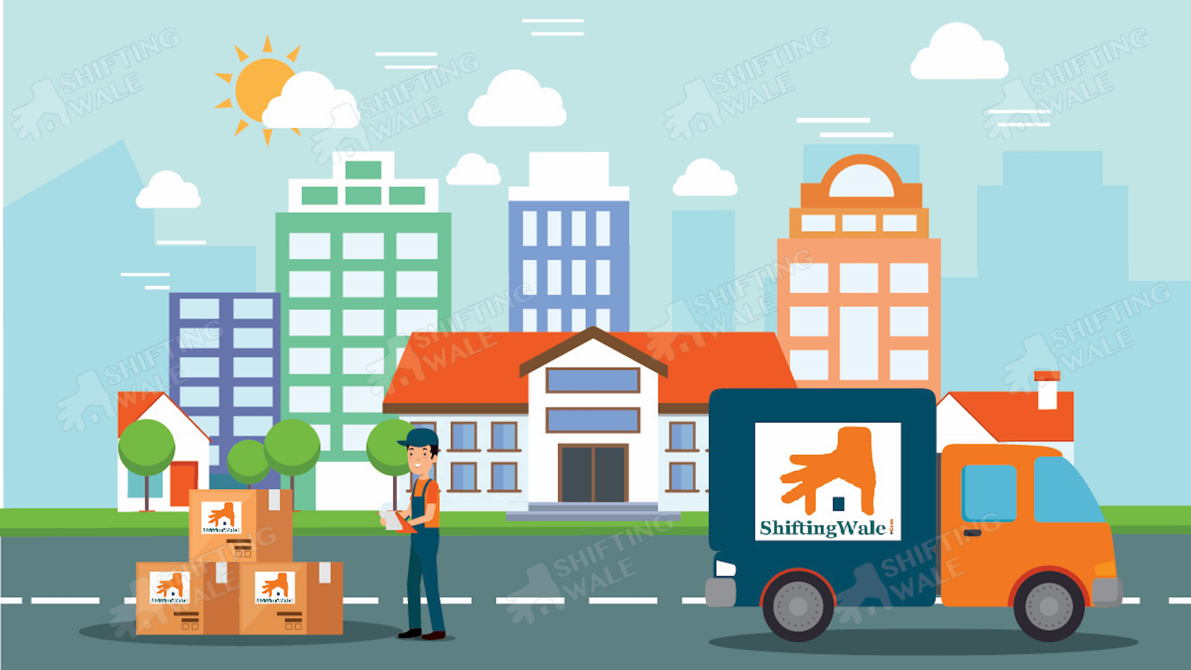 Siliguri to Nagpur Trusted Packers and Movers Get Best Shifting