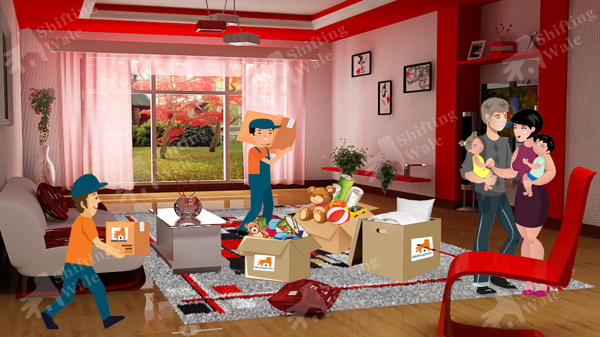 Thane to Gurgaon Trusted Packers and Movers Get Free Quotation with Best Price