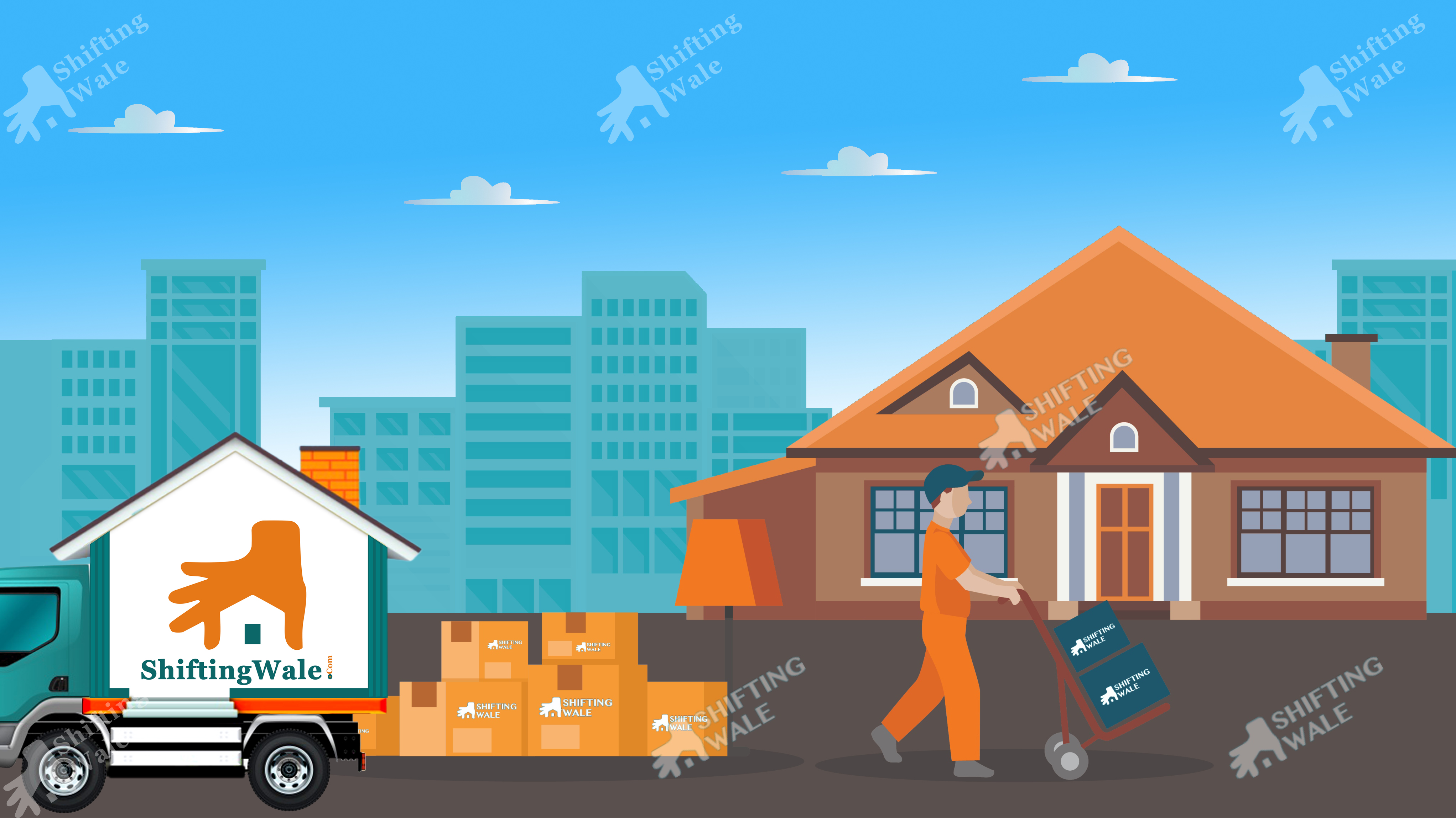 Trusted Packers and Movers for Household Goods From Delhi Gurugram Noida to Rajahmundry Kakinada Visakhapatnam