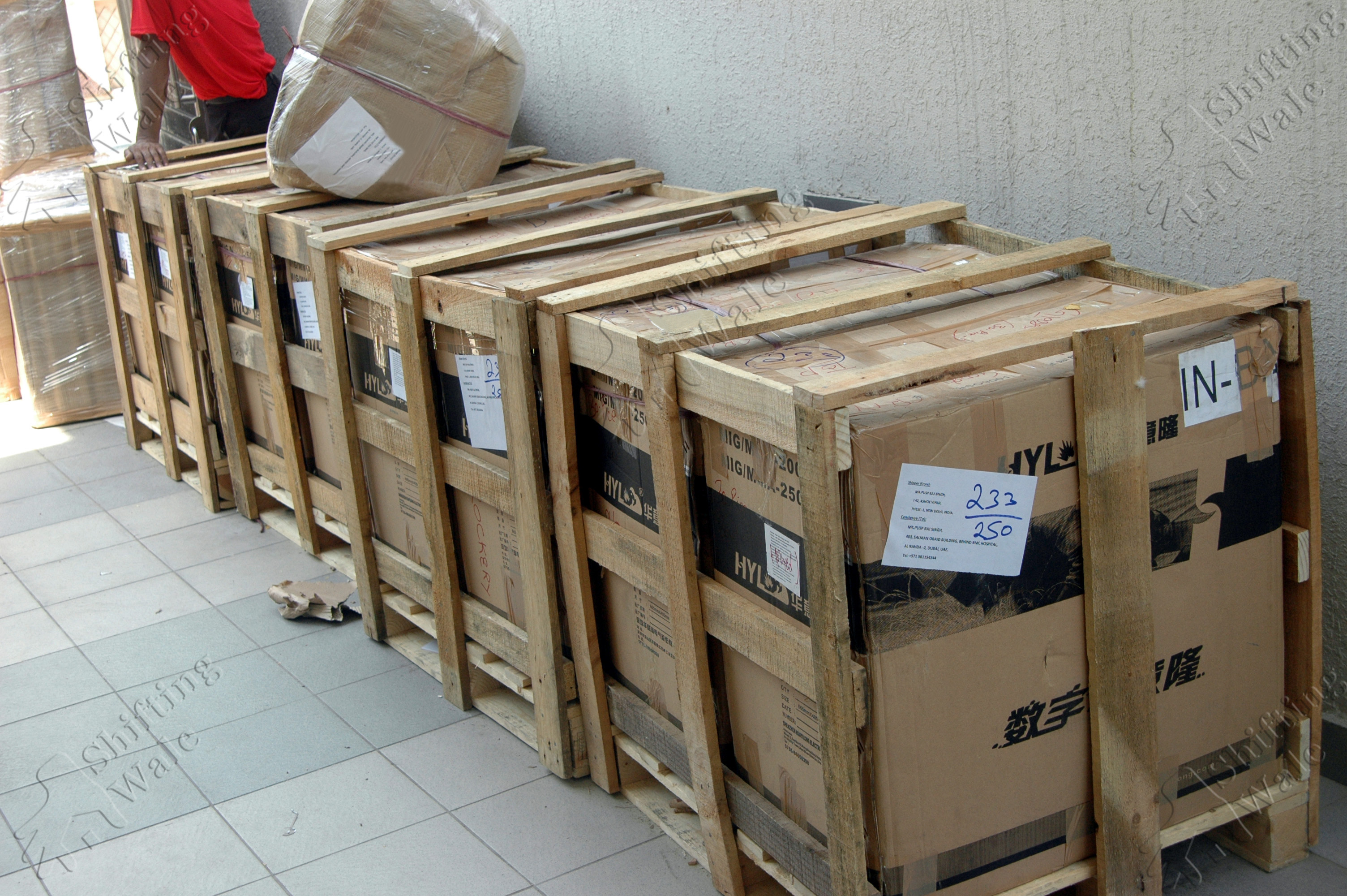 Best With in City Packing Services