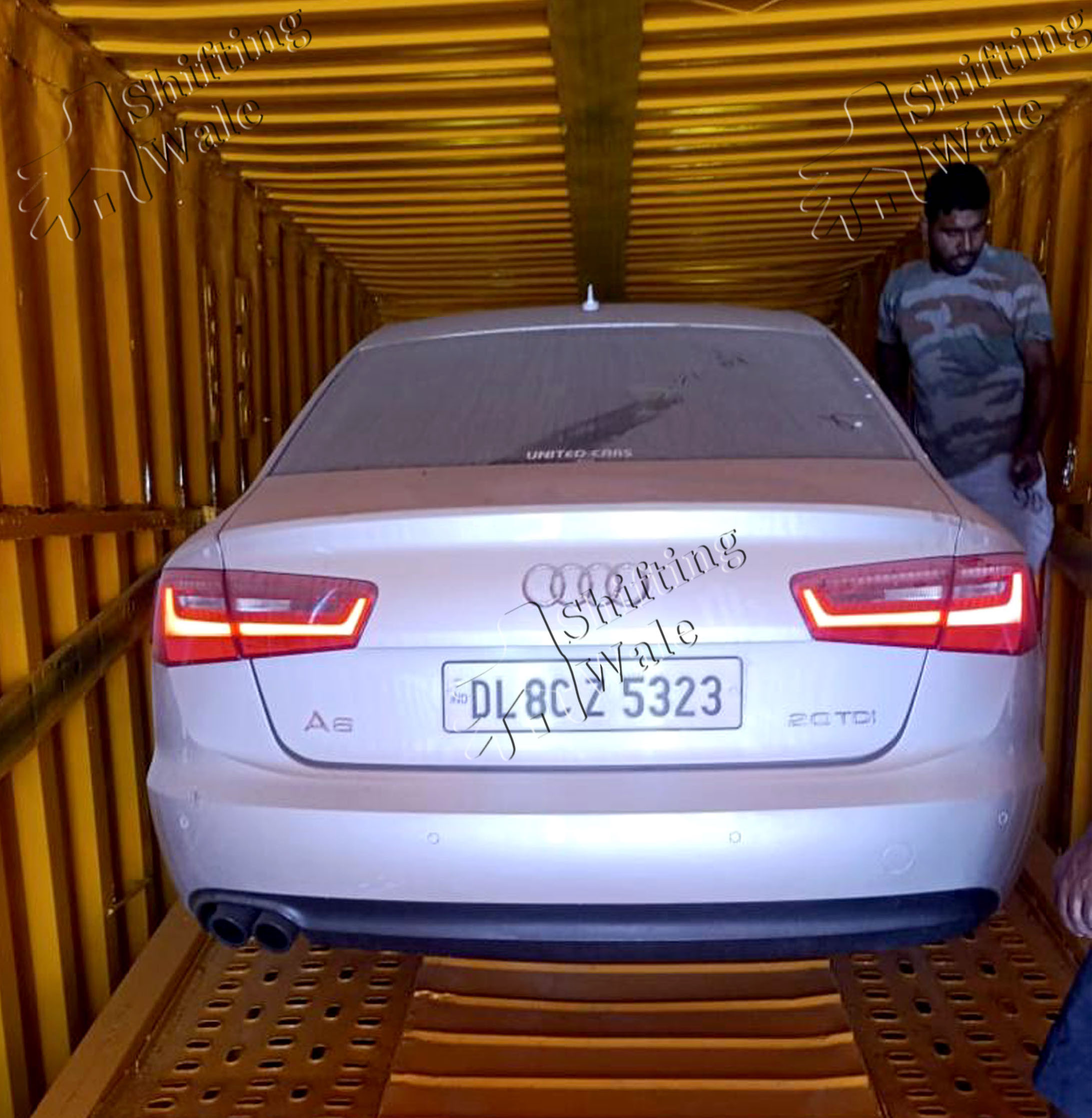 Car Packers and Movers Services