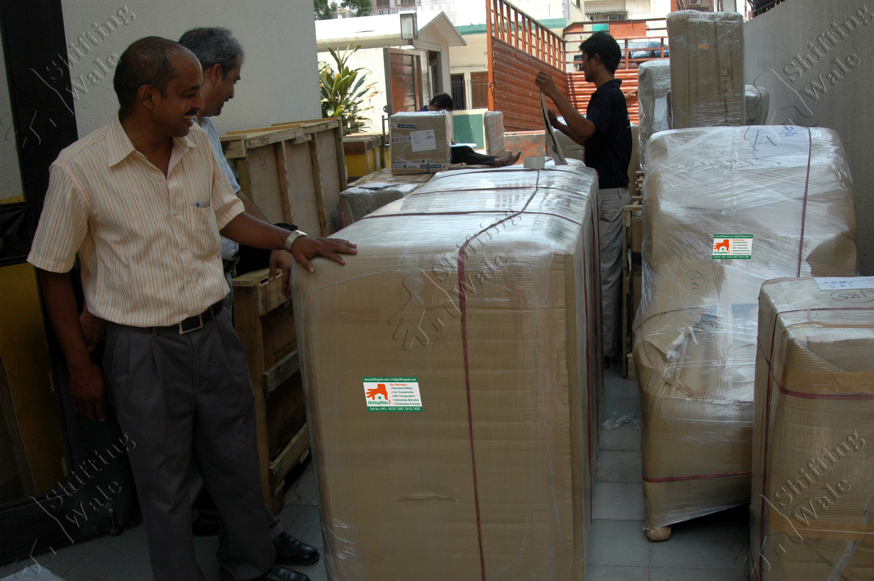 Cheap And Best Packing Services
