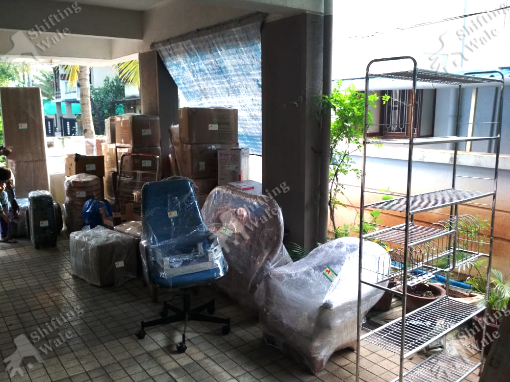 Domestic Household Goods Transportation Services