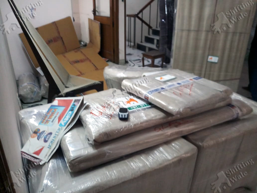 Domestic Shifting Packing Services