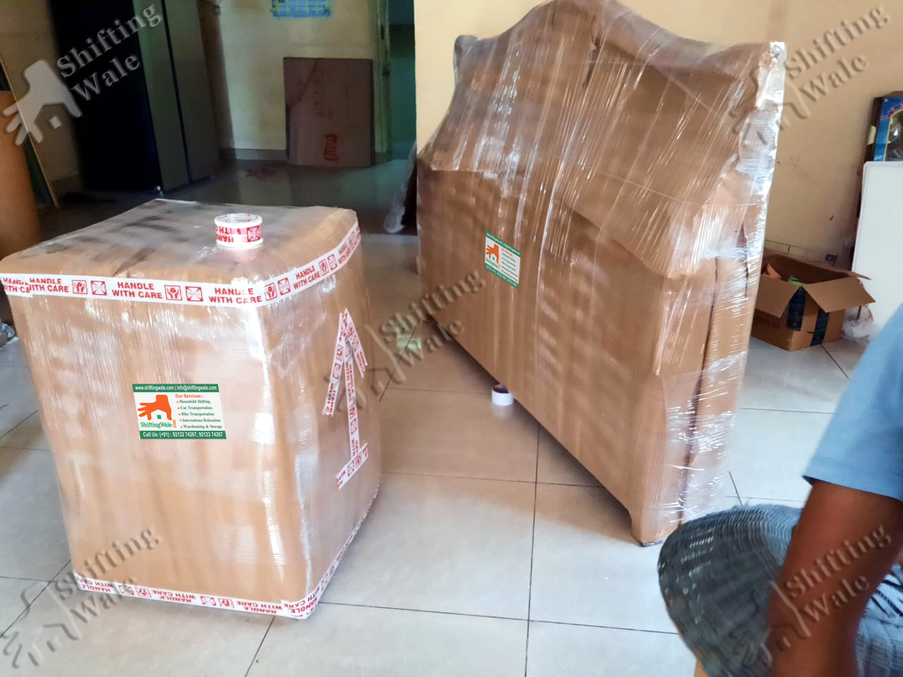 Household Goods Packers Movers Services