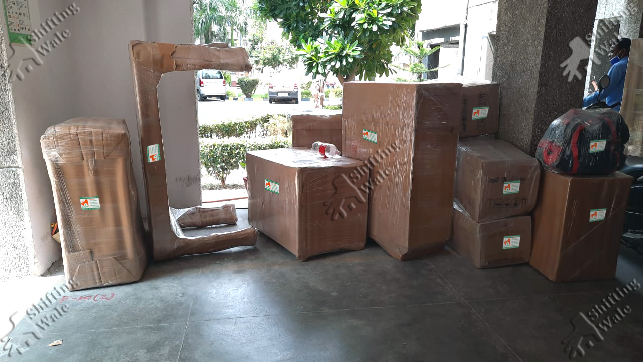 Household Packers Movers Services