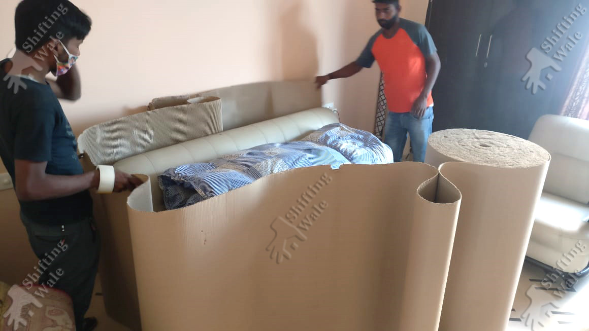 Household Goods Packing Moving Services
