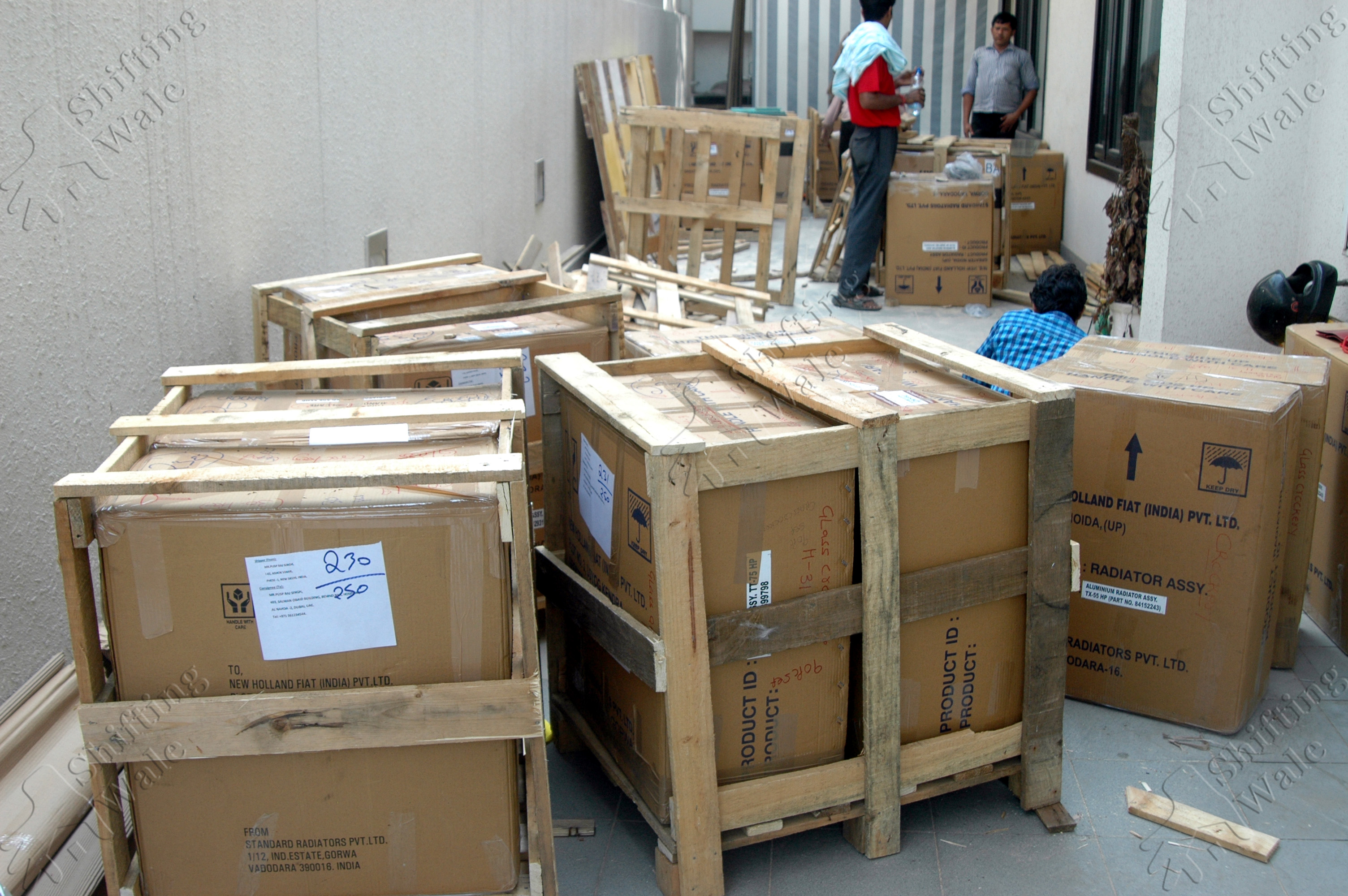 Local Relocation Packing Services