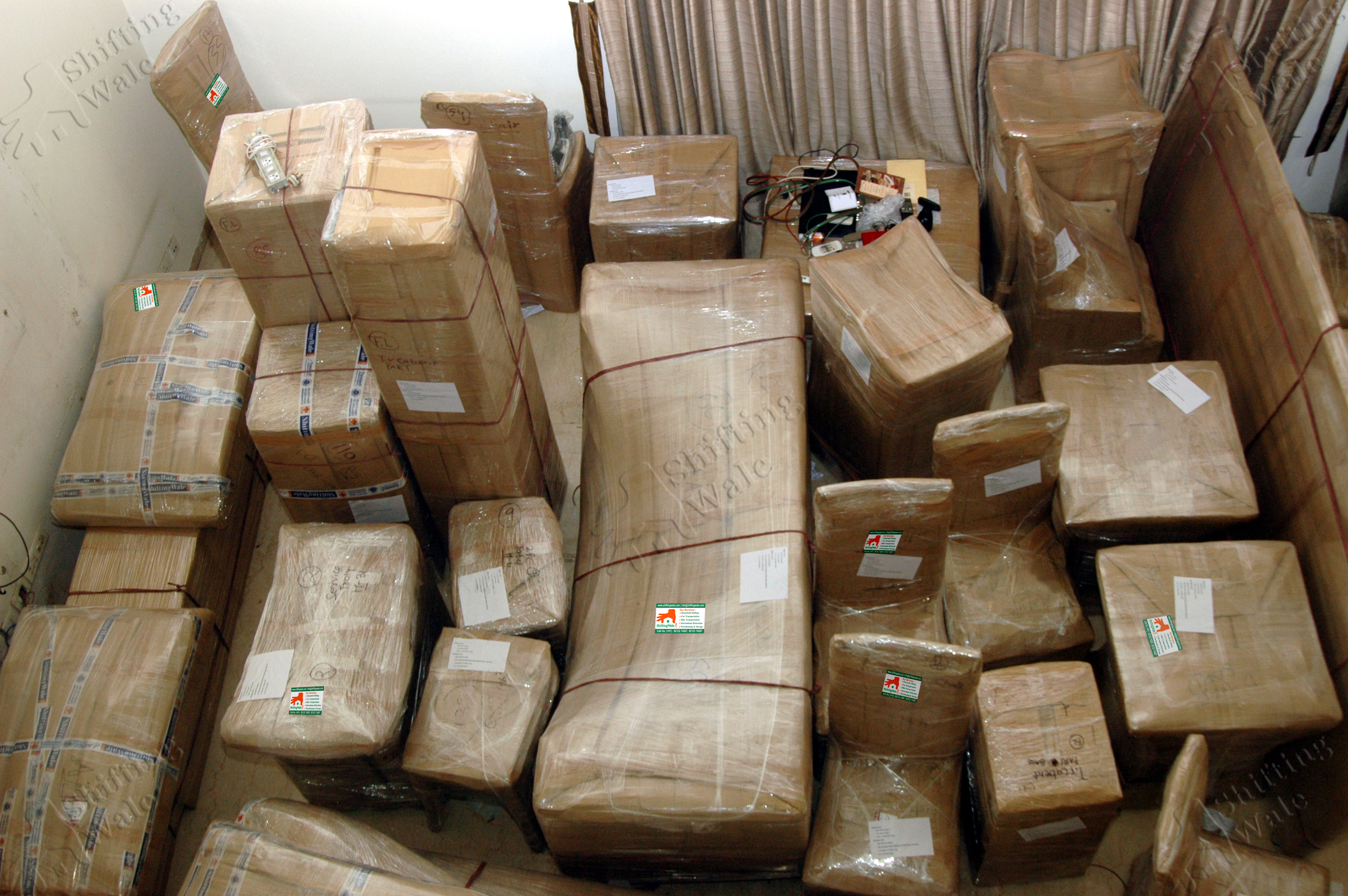Perfect Home Shifting Packing Services