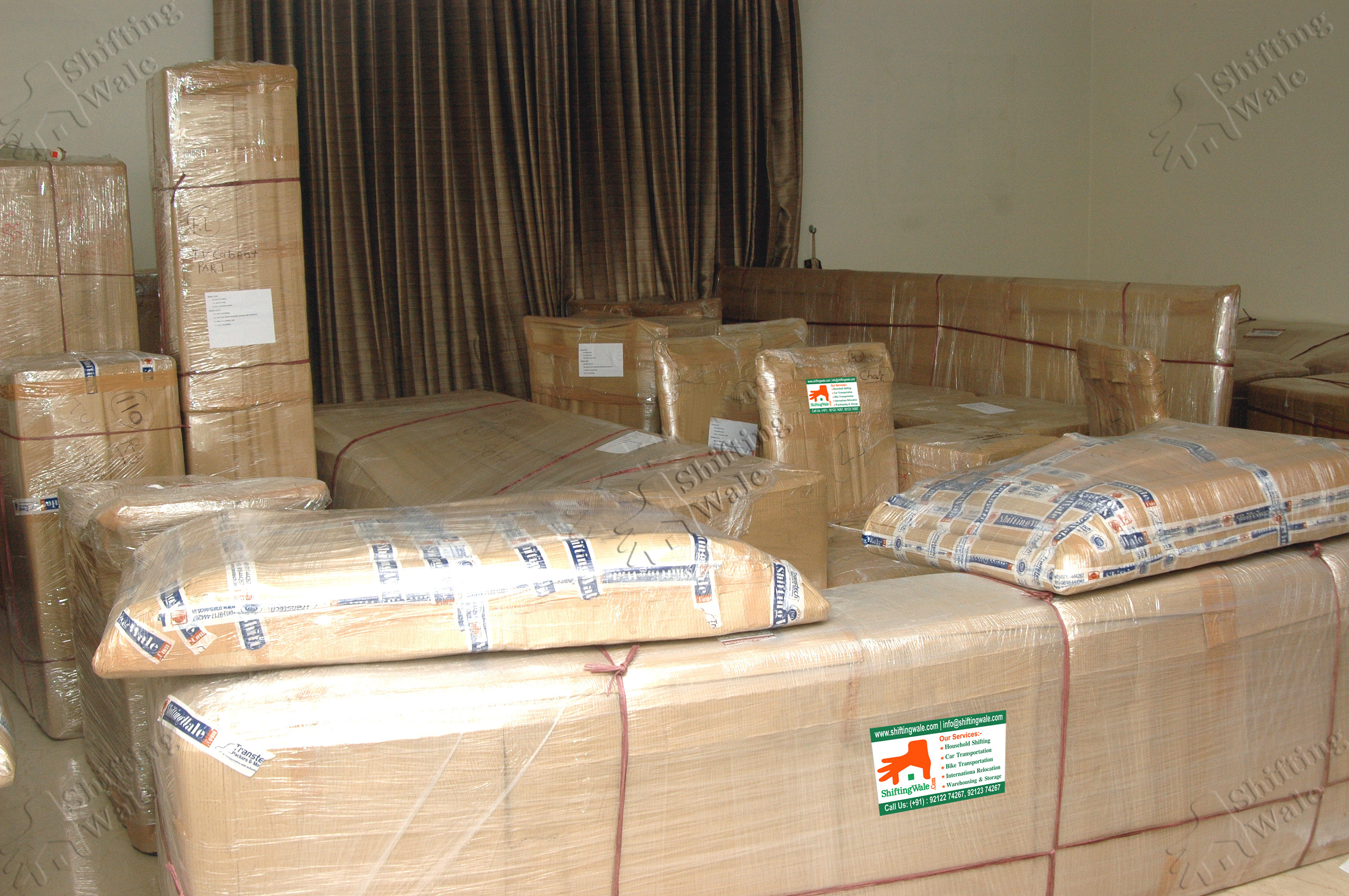 Store Room Packing Services