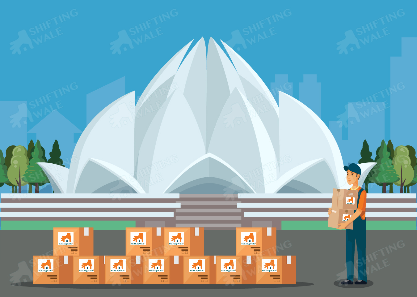 Best Home Shifting Services in Delhi, House Shifting in Delhi